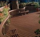 Trex Decking and Railing