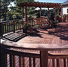 Ipe South American Hardwood Decking