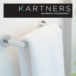 Kartners Bathroom Towel Bars