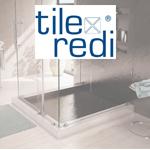 Tile Redi shower bases