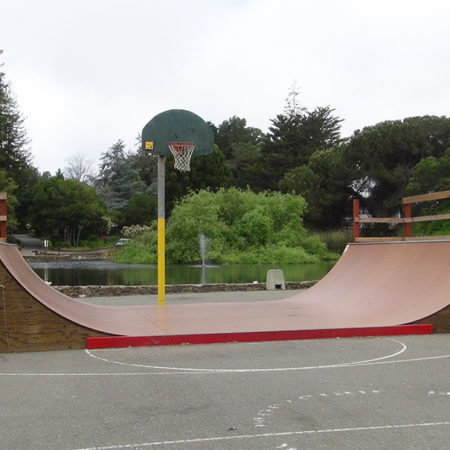 Montclair Skateboard Ramp 2017