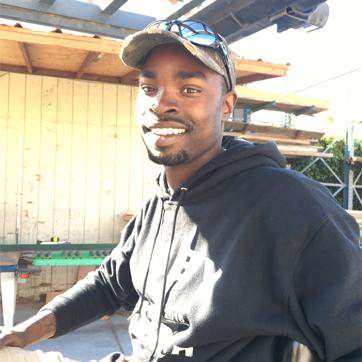 Ashby Lumber employee