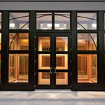 custom glass door showroom - Berkeley, CA