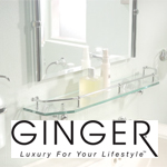 Ginger Bathroom Hooks