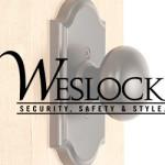 Weslock Door Knobs