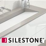 Silestone bathroom countertops