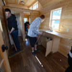 Concord High School Tiny House