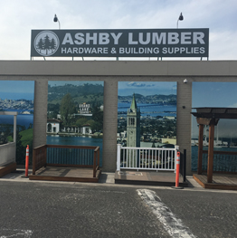 Ashby Lumber Hardware & Building Supplies