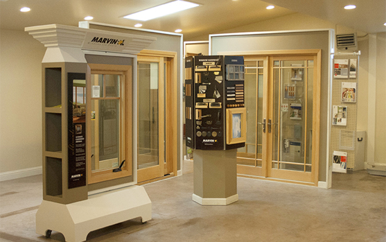 window showroom