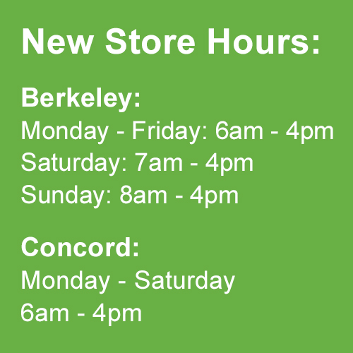New store hours – homepage 3